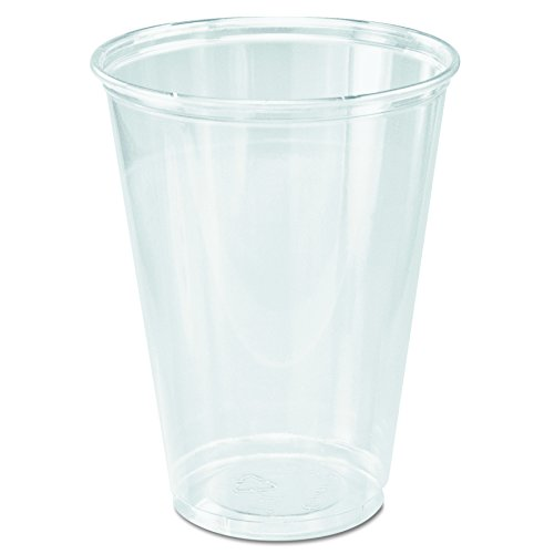 Dart TP10D 10 oz Ultra Clear PET Plastic Cup (Case of 1000)