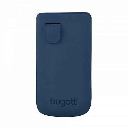 S.F.M. Bugatti Perfect Velvety Case für Apple iPhone 4/4S cobalt