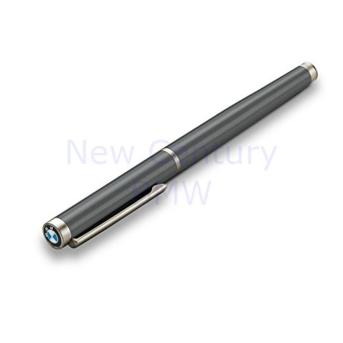 BMW Genuine Rollerball Fountain Pen - Space Gray -