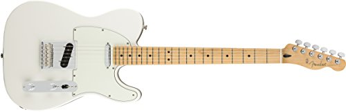 Fender Player Telecaster Electric Guitar - Maple Fingerboard - Polar White ()