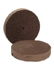 Bergan 60105 Turbo Scratcher Replacement Pads, 2-Pack
