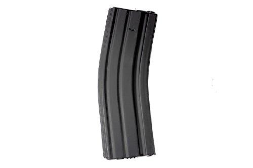 MetalTac 150 Rounds M4 / M16 Airsoft Gun Magazine Mid Capacity Long Metal Mag by MetalTac (Metaltac M4 Mag)