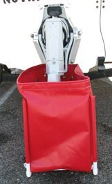 Outboard Motor Flushing Bag Model DPB3 for Outboard Engines up to 250 HP & Stern drives including Dual Prop & Service Test Tanks. Made In the USA. by Quality Marine Products (Image #2)