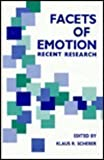 Facets of Emotion, Scherer, Klaus R., 0805801413