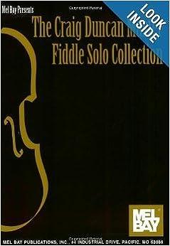 Amazon com: Duncan: Craig Duncan Master Fiddle Solo