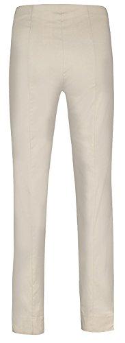 Robell - Pantalones elásticos, corte ajustado (# ICH WILL MARIE!) beige(14)