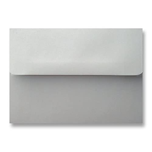 Wholesale Gray Pastel 100 Boxed A2 Envelopes for 4-1/8 X 5-1/2 Response Enclosure Invitations from The Envelope Gallery hot sale