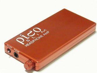 HeadAmp(ヘッドアンプ) Pico Slim USB充電ポータブル・ヘッドホン・アンプ オレンジ 国内正規品/1年保証