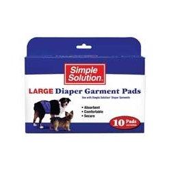 Ss Diaper Garment Pads Lg 22pk