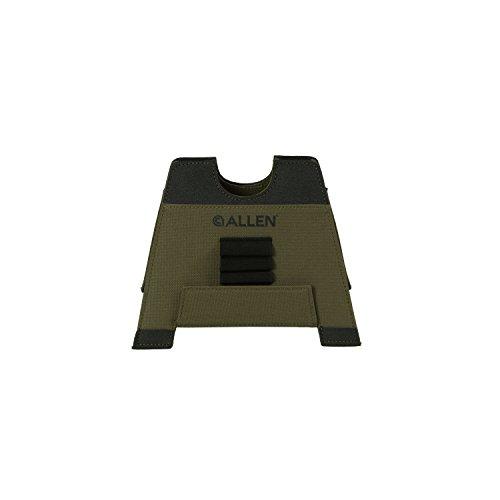 - Alpha-Lite Folding Gun Rest, Green, Large