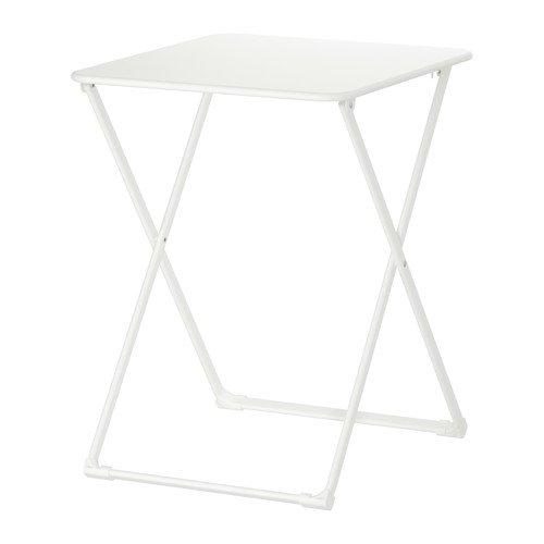 IKEA(イケア) HARO 折りたたみテーブル ホワイト B00JEY9V0I