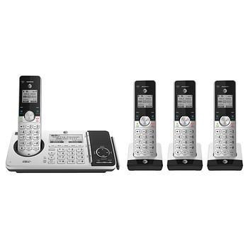 DECT 6.0 Four Handset Cordless Phone System