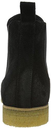 Chelsea Black rack 110 Shoe Gore Uomo Stivali S Nero gZI66PAqwx