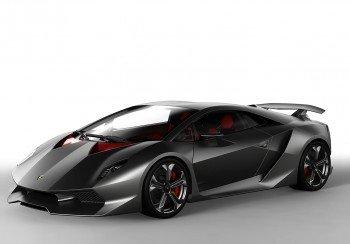 Grey Lamborghini Sesto Elemento Track Car 10x8 Poster Print Amazon
