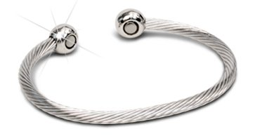 Qray Bracelet - Qray Professional Magnetic Bracelet Q-Ray Q.Ray Qray (7.5 Inches) by QRAY