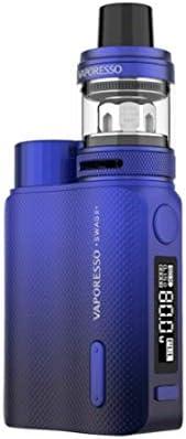 Vaporesso Swag 2 Kit, Blue - DESCUENTO DE 2,50 EUROS EN CADA PRODUCTO ADICIONAL SOLO VENDIDO Y ENVIADO POR VENDEDOR VAPOR CENTER