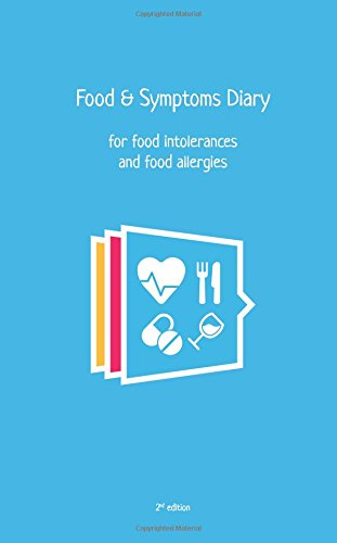 Read Online Food and Symptoms Diary (blue cover) ebook