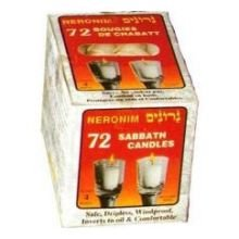 Paskesz: Candle, Neronim, 4 Hour, 72 PK