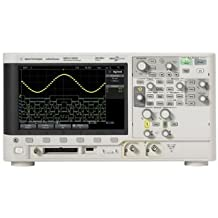 AGILENT TECHNOLOGIES DSOX2012A OSCILLOSCOPE, 2 ANLG, 100MHZ, 1GSPS