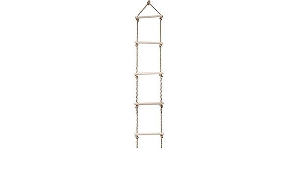 Y-M-H Niños Subida de una Escalera de Madera Renglones Escala ...