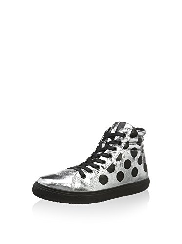 Sneaker in laminato pois Cafè Noir art.EK810