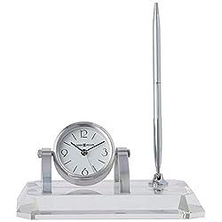 Howard Miller Prominence Desk Set Clock