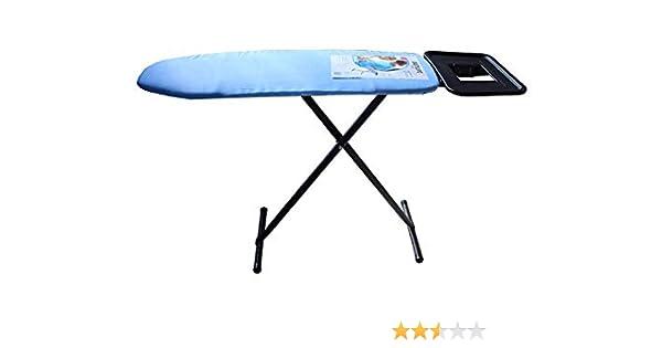 Bastilipo Marsella-Tabla de Planchar de 110 x 38 cm, monotubular, Soporte Centro Planchado, Azul: Amazon.es: Hogar
