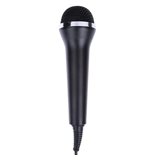 Rock Band / Guitar Hero Official Microphone (Wii, PS3, Xbox 360) (Renewed)