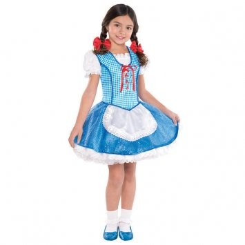 Children's Kansas Cutie Costume Size Small (4-6)