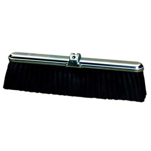 GORDON BRUSH M230360 Stiff Poly Floor Brush for Rough Surfaces, 36' 36