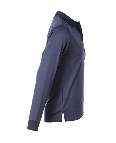 KITARO Herren Langarm Shirt Lonsleeve blau 146527-296 costal blue Größen: S - 4XL