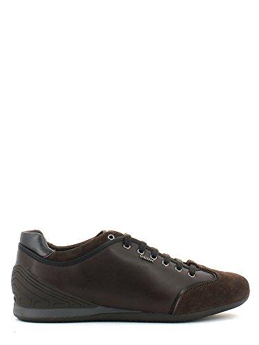 Geox - Zapatillas para hombre marr�n