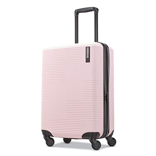 (American Tourister Carry-On, Pink Blush)