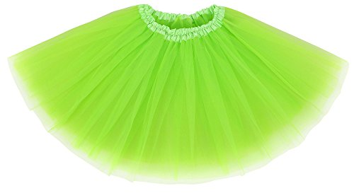 Women's Tulle Ballet Tutu Skirt Great for Running