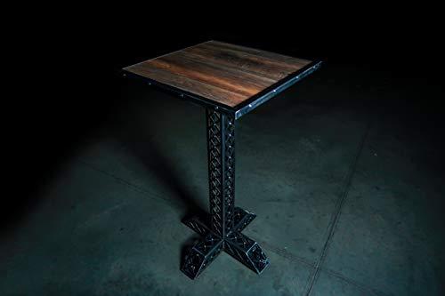 High Top Pub Table - Bar - Kitchen - Man Cave - Basement - Garage - Bridge Decor
