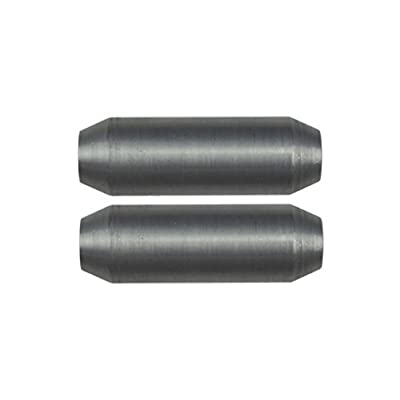 """ICT Billet LS - 2pc Dowel Pins - Engine to Transmission Steel Alignment Pin - Extended Length 1.875"""" 551334: Automotive"""