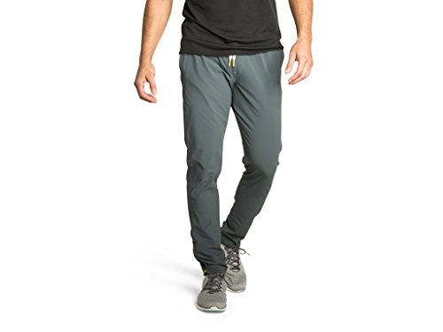 OLIVERS Apparel, Water Repellant, Athletic Cut, 4-Way Stretch, Bradbury Jogger Pants, 31 inch Inseam - Cobalt - X Large É by OLIVERS (Image #6)