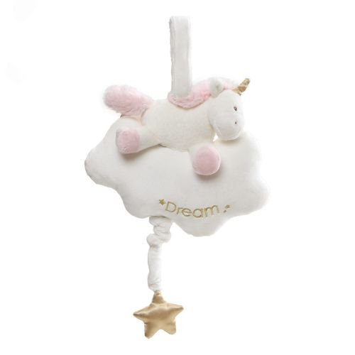 Gund Luna Pullstring Musical (Puppy Musical Pull Toy)