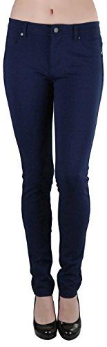 Women Navy Pants - 5
