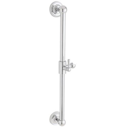 Speakman SA-1402 Echo Adjustable Shower Slide Bar for Handheld Shower, Polished Chrome