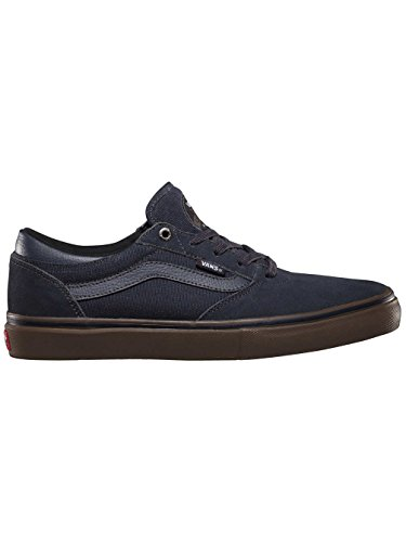 Vans Hombres Glibert Crockett Pro Sneakers Navygum 6.5