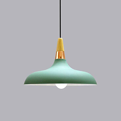 Wooden Pendant Light Fitting in US - 9