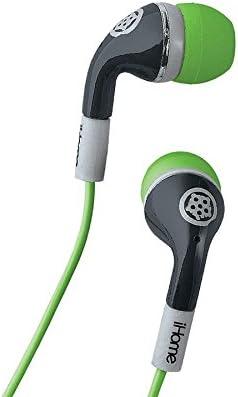 Teenage Mutant Ninja Turtle Noise Isolating Headphones, Green/Black (TM-M15.2)