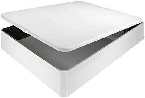 Canape abatible Cheap - Blanco, 105x190cm