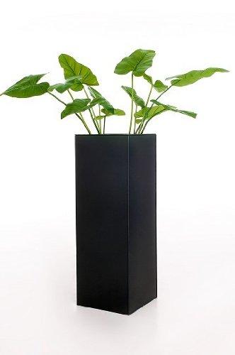 Einzel Zink Blumenkübel