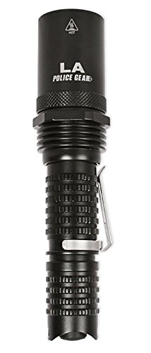 LA Police Gear 800 Lumens Mil Tactical Flashlight (Flashlight Police Equipment)