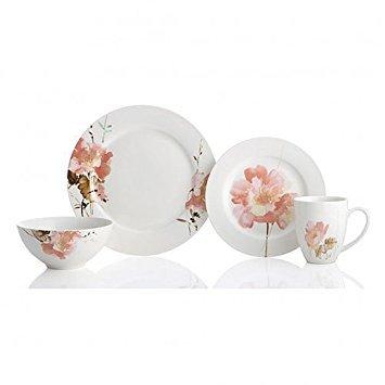- Oneida Amore 16 Piece Dinnerware Set
