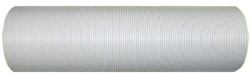 HOMECOMFORT 1 Extra Long Universal Portable Air Conditioner Exhaust Hose 5 Width, 84 Long Clockwise