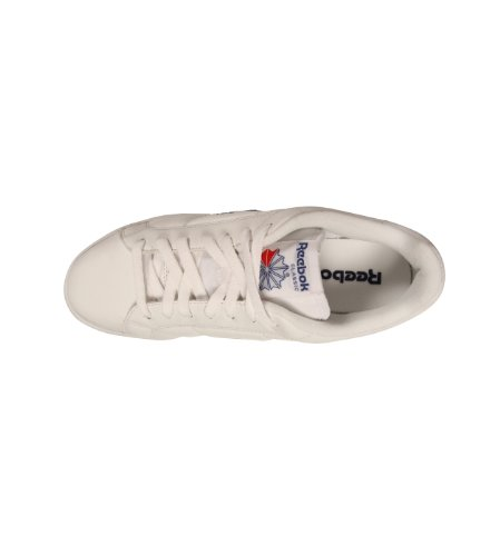 Reebok Classic II NPC Männer Laced Leder 9UK Sneaker weiß-weiß