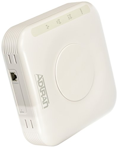 Adtran NetVanta 160 IEEE 802.11n 300 Mbps Wireless Access Po